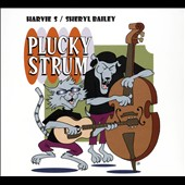 Harvie S (Bass)/Sheryl Bailey/Nicki Parrott: Plucky Strum [Digipak]