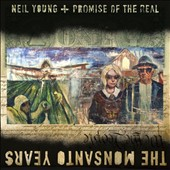 Neil Young: Monsanto Years [CD/DVD] [Slipcase]