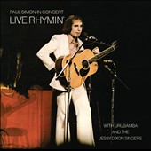 Paul Simon: Paul Simon in Concert: Live Rhymin