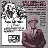 Clifford Hayes: Clifford Hayes & the Louisville Jug Bands, Vol. 1