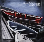 Charles Xavier: Happy Note Records Sampler 2016