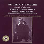 Riccardo Stracciari - Portrait of a Baritone