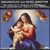 Magnificat and Nunc Dimittis Vol 19 / McClintock, et al