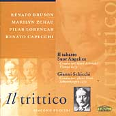 Puccini: Il Trittico / Vonk, Albrecht, Capecchi, et al