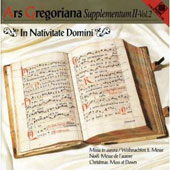 Ars Gregoriana Supplementum II - Vol 2 - Christmas Mass 2