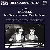 Irish Composer Series - Trimble: Songs, etc / Hunt, Holmes