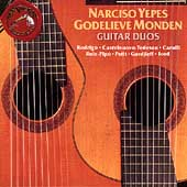 Narciso Yepes, Godelieve Monden - Guitar Duos