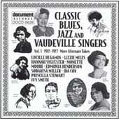 Various Artists: Classic Blues, Jazz & Vaudeville Singers: Vol. 3 1922-1927