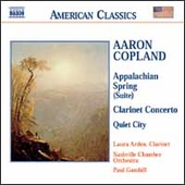 American Classics - Copland: Appalachian Spring Suite, etc