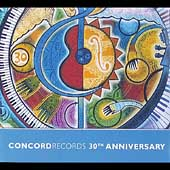 Various Artists: Concord Records 30th Anniversary [Box]