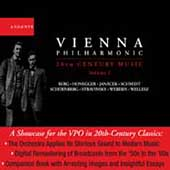 Vienna Philharmonic Plays 20th Century Masterpieces