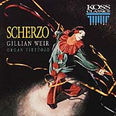 Scherzo - Guilmant, Duruflé, Bossi, et al / Gillian Weir