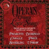 Opera's Greatest Love Songs - Pavarotti, Domingo, et al