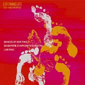 Dances of Our Time - Kilar, etc / Lan Shui, Singapore SO