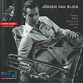 Music for Trombone / J&ouml;rgen Van Rijen, Alla Libo, et al