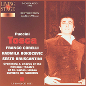 Puccini: Tosca / de Fabritiis, Corelli, Bakocevic, et al
