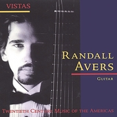 VISTAS - 20th Century Music of the Americas