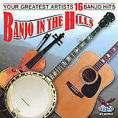 Various Artists: Banjo in the Hills