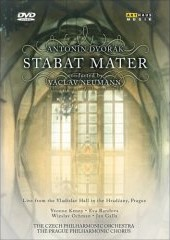 Dvorak: Stabat Mater / Neumann/Czech Philharmonic Choir and Orchestra [DVD]
