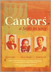 Cantors - A Faith In Song / Miller, Mizrahi & Herstik [DVD]
