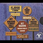 Various Artists: Kit Viajero: La Musica Para el Camino [Box]