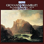 Sgambati: The Complete Piano Works Vol 4 / Caramiello, Siano