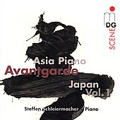 Asia Piano Avantgarde - Japan Vol 1 / Schleiermacher