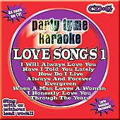Sybersound: Party Tyme Karaoke: Love Songs, Vol. 1