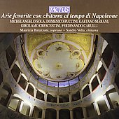Favorite Arias from the Time of Napoleon / Barazzoni, Volta