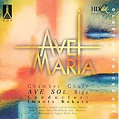 Ave Maria / Imants Kokars, Ave Sol Chamber Choir