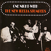The New Iberia Stompers: One Night: With the New Iberia Stompers