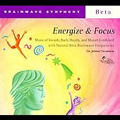Jeffrey D. Thompson: Brainwave Symphony: Beta - Energize & Focus