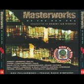 Masterworks of the New Era, Vol. 15: Berners, Delio, Stroobach