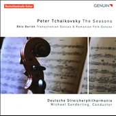 Tchaikovsky: Seasons; Bartok: Transylvanian Dances