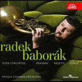 Horn Concertos / Pokorny, Rosetti, Stich