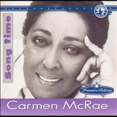 Carmen McRae: Song Time