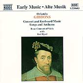 Gibbons: Consort and Keyboard Music, etc / Bryan