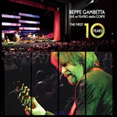Beppe Gambetta: Live at the Teatro della Corte: The First 10 Years *