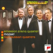 Mozart: Prussian Quartets / Emerson String Quartet