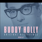 Buddy Holly: Original Recordings [Go Entertain]