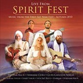 Various Artists: Live from Spirit Fest [Digipak]