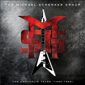 Michael Schenker Group: The Chrysalis Years: 1980-1984 [Box]