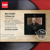 Strauss: Tone Poems / Rudolf Kempe