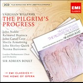 Vaughan Williams: The Pilgrim's Progress / Noble, Herincx, Case, Armstrong