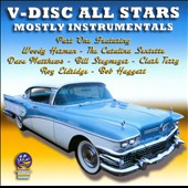Various Artists: V-Disc All Stars: Mostly Instrumentals