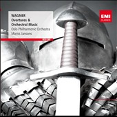 Wagner: Overtures; Orchestral Music / Oslo PO - Jansons