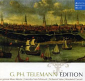 Telemann Edition
