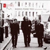 Robert Schumann: Piano Trios nos 1 & 2 / Rhodes Piano Trio