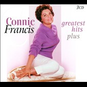 Connie Francis: Greatest Hits Plus [Box]