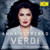 Verdi /Anna Netrebko, soprano; Gianandrea Noseda [CD/DVD Combo][Limited Edition]